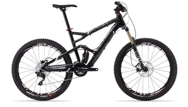Picture of Cannondale Jekyll Alu 3 All Mountain Bike 2013