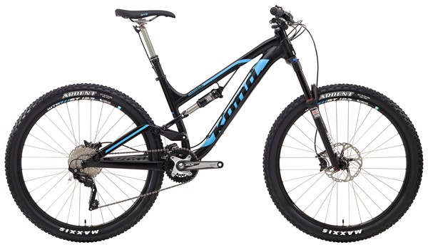 Picture of Kona Process 134 DL (Deluxe) All Mountain Bike 2014
