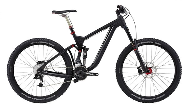 Picture of Marin Attack Trail XT8 All Mountain Bike 2015