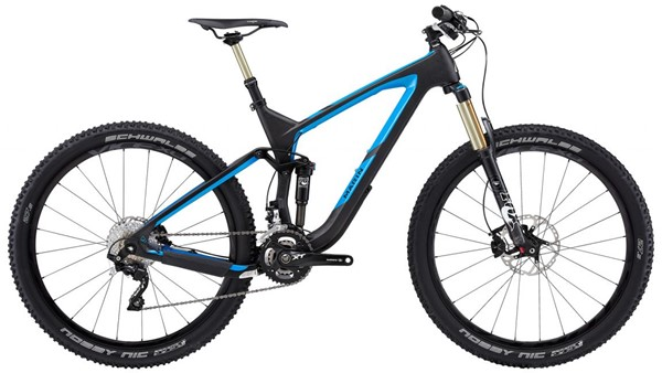 Picture of Marin Mount Vision C-XM8 All Mountain Bike 2015