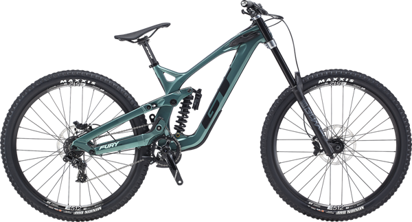 "Picture of GT Fury Pro 27.5""/29"" Carbon Downhill Bike 2020"