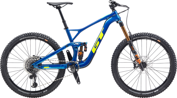 "Picture of GT Force Carbon Pro 27.5"" (650b) All Mountain Bike 2020"