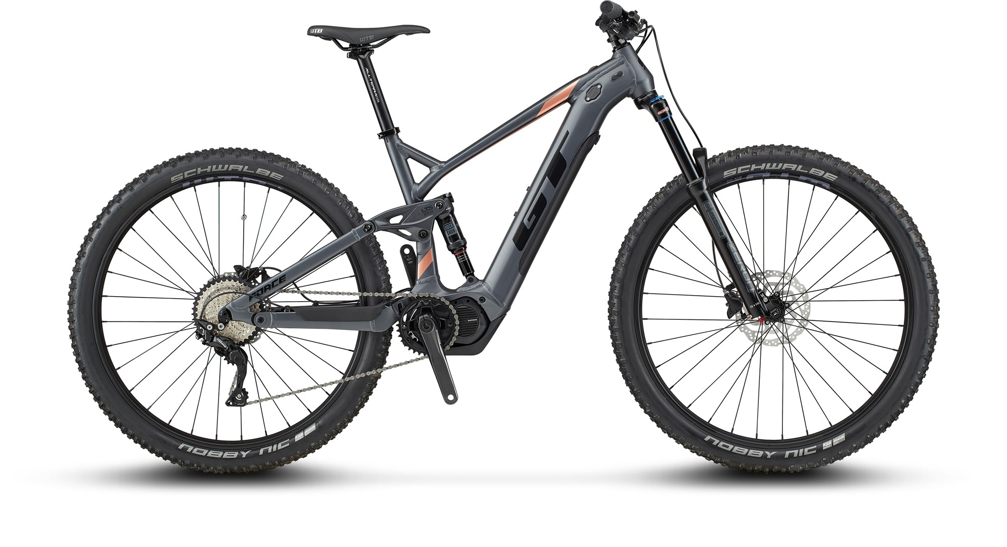 "Picture of GT-E Force Current 29"" All Mountain E-Bike 2020"