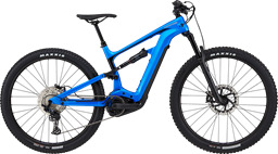 Picture of Cannondale Habit Neo 3 Trail E-Bike 2021
