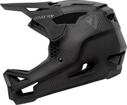 Bild von Seven Protection (7iDP) Project 23 Carbon Fullface Helm