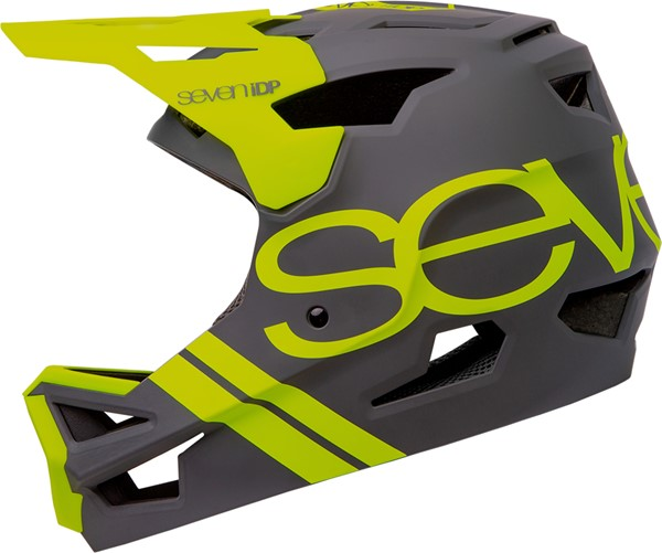 Bild von Seven Protection (7iDP) Project 23 ABS Fullface Helm