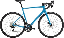 Picture of Cannondale SuperSix EVO 105 Disc road bike 2021