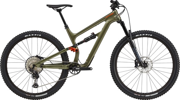 Bild von Cannondale Habit Carbon 2 Trail Bike 2021