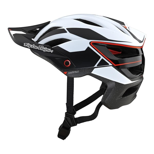 Bild von Troy Lee Designs A3 MIPS Helm - Proto White